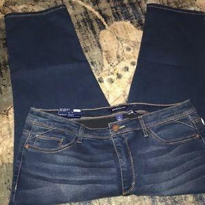 "389f800fb91 Bandolino Jeans - NWT Plus Size 18 Bandolino ""Selene"" Capri Pants"